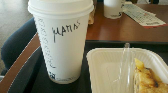 Mi vaso de café