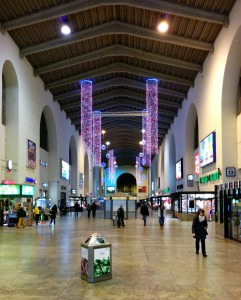 Estación central de Stuttgart