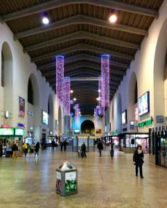 Estación central de Stuttgart